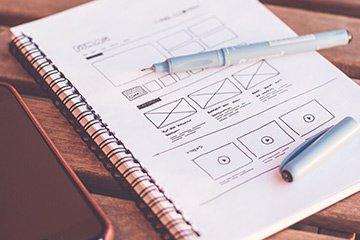web design redesign site